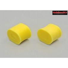 Kyosho Mousses de filtre a air 1/8 (2) MP9-MP10 : IF469-01