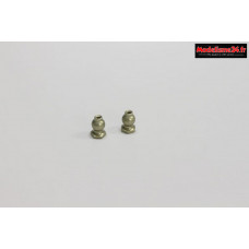 Kyosho Rotules dures épaulées 7.8mm MP9-MP10 : IF463H