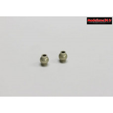 Kyosho Rotules coniques ø7.8mm MP9-MP10 - DURES : IF465H