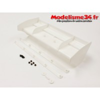 Kyosho Aileron 1/8 nylon blanc - MP9 TKI4 - IF491W