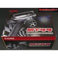 Sanwa radio MT-44 PC avec récepteur RX482 : 101A32171A