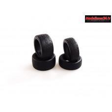Carisma 4 pneus GT24B Shore 55 : CARI15388