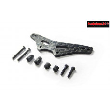 Carisma Kit support amortisseurs avants carbone GT24B : CARI15424