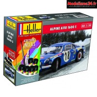 Maquette Alpine A110 1600 S 1/24 - Hell56745