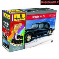 Maquette Citroen 15 Cv 1/24 - Hell56763