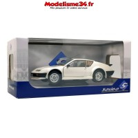 Solido-Alpine A310 Pack Gt Blanc Nacre 1/18- Soli1801201
