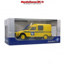 Solido-Citroen Acadiane Michelin 1/18 - Soli1800406