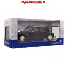 Solido-Citroen Traction 11 Cv 1/18- Soli1800903