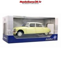 Solido-Citroen Ds Special 1972 Jaune Jonquille 1/18 - Soli1800704