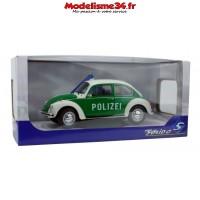 Solido-Volkswagen Beetle 1303 Polizei 1/18 - Soli1800504