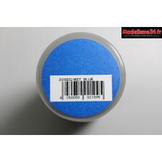 Spray pour Lexan BLEU METALLISE 150 ml : 3500032