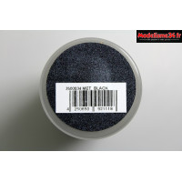 Spray pour Lexan NOIR METALLISE 150 ml : 3500034