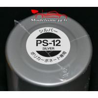 PS-12 Tamiya argent