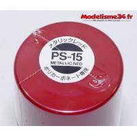 PS-15 Tamiya rouge métallisé