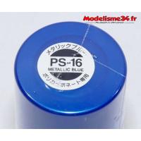 PS-16 Tamiya bleu métallisé