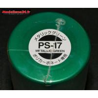 PS-17 Tamiya vert metallise