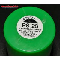 PS-28 Tamiya vert fluo