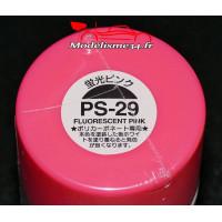 PS-29 Tamiya rose fluo