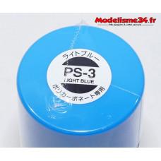 PS-3 Tamiya bleu clair