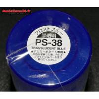 PS-38 Tamiya bleu translucide