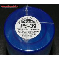 PS-39 Tamiya bleu clair translucide