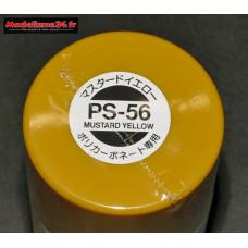 PS-56 Tamiya jaune moutarde