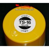 TS-16 Tamiya jaune brillant
