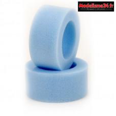 Insert arrière bleu medium schumacher Buggy 1/10e (2) - U6734