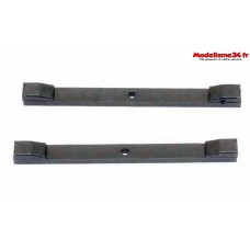 MHD Fixation de Support de batterie MOAB ( 2 pcs)  - Z6010673