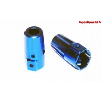 MHD Sorties de Pont arrière en Aluminium MOAB (2 pcs) - Z6010986
