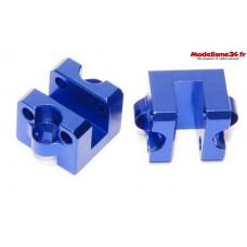 MHD Support Inférieur de Pont arrière en Aluminium MOAB  (2 pcs) - Z6010991