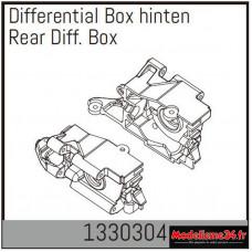Absima Boîte de différentiel arrière : 1330304