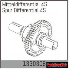 Absima Différentiel central 4S : 1330308