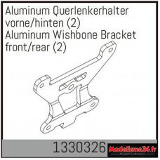 Absima Support triangulaire en aluminium av./ar : 1330326