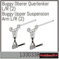 Absima Buggy haut wishbone G/D (2) : 1330338