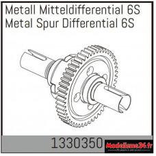 Absima Metal Différentiel central 6S : 1330350