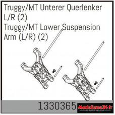 Absima Truggy/MT triangulaire inférieur G/D (2) : 1330365
