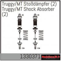 Absima Amortisseur Truggy/MT (2) : 1330371