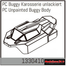 Absima PC Buggy carrosserie non peint : 1330410
