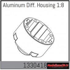 Absima Boîtier de différentiel tout aluminium 1/8 ( compatible XT-S ) : 1330418 *