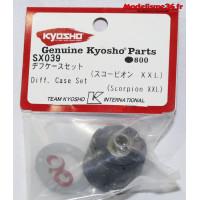 Kyosho corps de differentiel Scorpion XXL : SX039