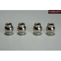 Mugen Pivot Ball 7mm (4) : C0107D