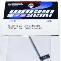 Mugen Barre Anti-Roulis Avant ø2.4mm : E0165