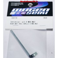 Mugen Barre-anti-roulis arrière 2.9mm : E0170