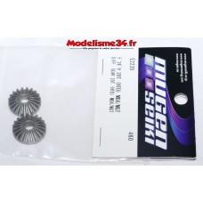 Mugen Engrenages différentiel 20Dts HTD : E2239