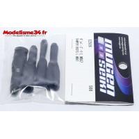 Mugen Protection amortisseur arriere : E2506