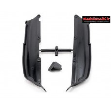 Mugen Bavettes latérales MBX7T/T-R/8T-Eco : E2416