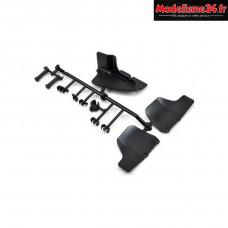 Mugen Protections réservoir MBX8/MBX7 : E2802