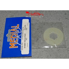 Double disque de frein epoxy