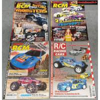 Lot de 4 revues de 2003 : 0301